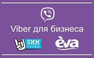 Viber для бизнеса (viber business). Как создать и удалить бизнес-чат