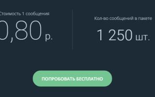 Цена рассылки в Viber